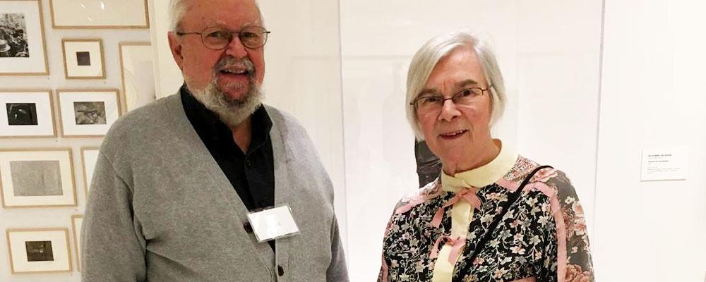 Jon Will and Mary Gugenheim