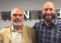 Michael Cristofer and Justin Kaufman