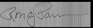 Ron OJ Parson Signature