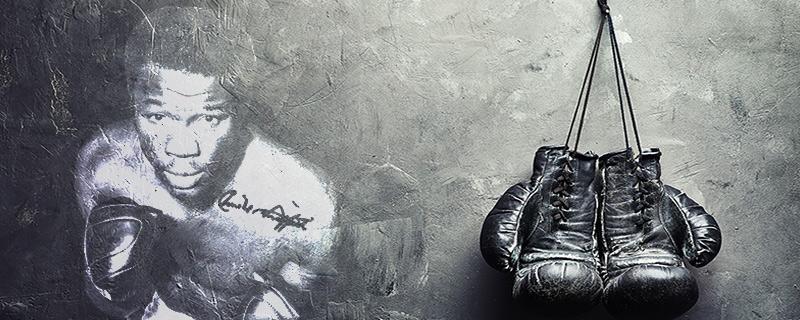 Boxer Emile Griffith
