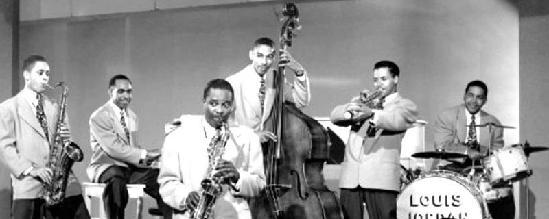 Louis Jordan and His Tympany Five.