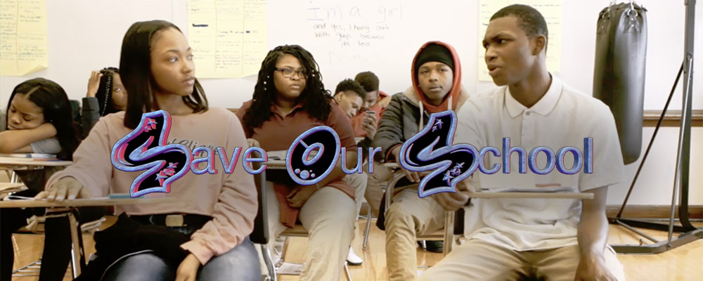 Short Film: S O S  Save Our School | Court Theatre