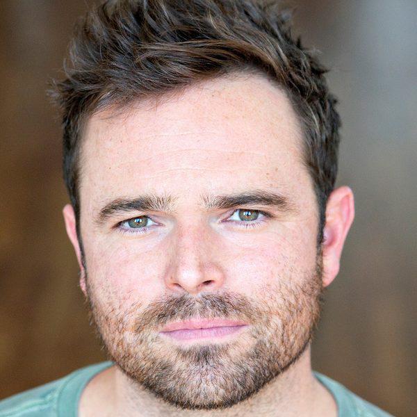 Photo of Patrick Mulvey