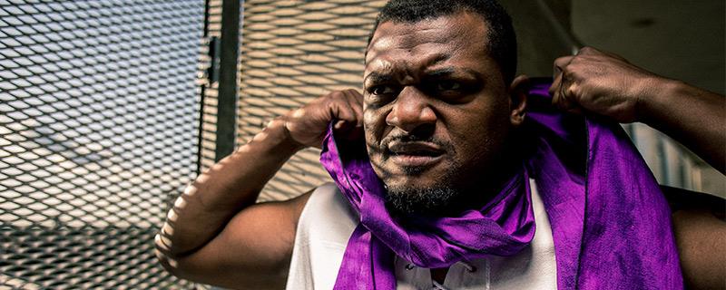 Kelvin Roston Jr. as Oedipus Rex