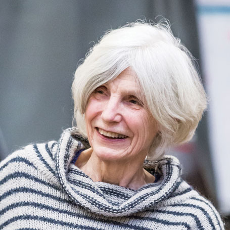 Photo of Caryl Churchill